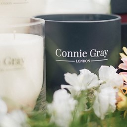 Mayfair Candle - Large Grey