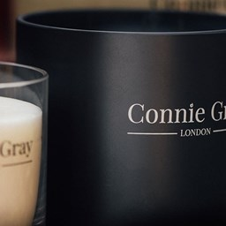 Westminster Candle - Grey Large